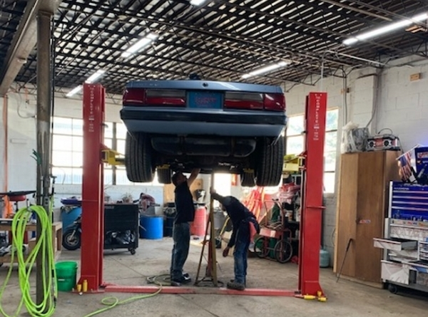 Auto Repair Shop Pewaukee WI